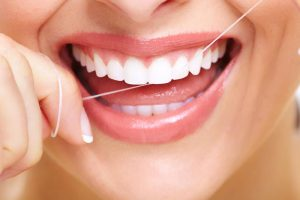 Flossing your teeth every day is just one part dental preventative care.